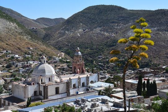Real de Catorce Pueblo Magico Mexique