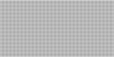 Abstract halftone dots.
