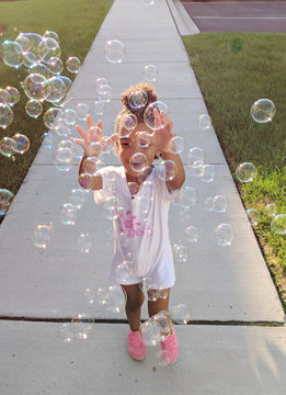 Toddler bubbles
