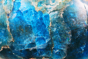 apatite mineral texture Wall mural