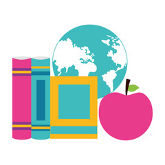 school books map apple