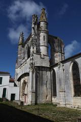 Eglise de Saint Martin de Ré