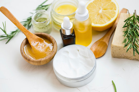 Natural organic spa ingredients, natural beauty treatments