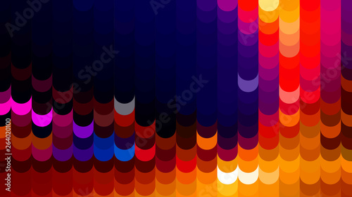 Abstract Cool Geometric Shapes Background Graphic