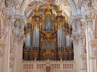 Klangwunder - imposante Orgel im Passauer Dom