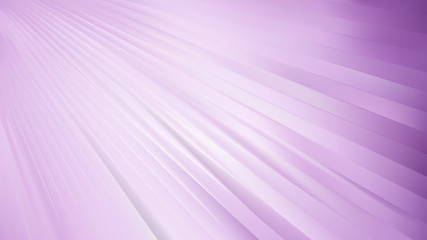 Wall Mural - Light Purple Diagonal Lines Background Vector Art