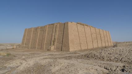Great Ziggurat of Ur, Iraq