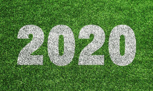 2020, 芝, スポーツ