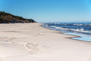 Strand Karwia Ostsee Polen