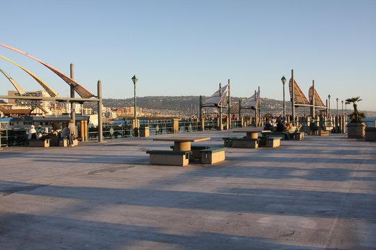 Pier of Redondo Beach