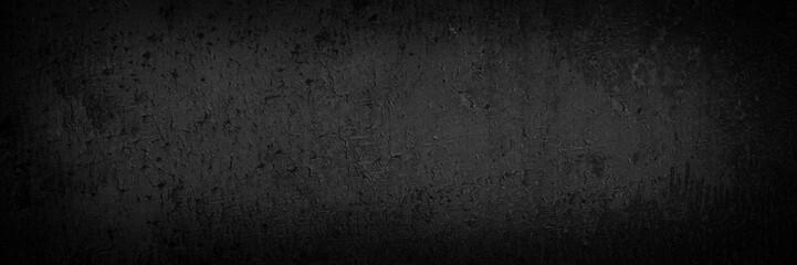 Black background  dark slate stone texture.