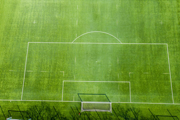 penalty area
