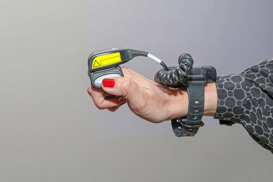 Pressing Ring Scanner