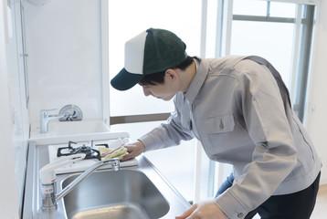 ハウスクリーニング キッチン Fototapete