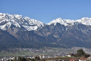 Innsbruck, Tirol, Nordtirol, Nordkette, Karawendel, Seegrube, Schnee, Eis, Winter, Frühling,...