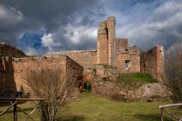 Sovana in der Toskana