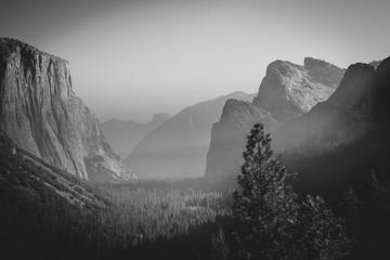 Yosemite National Park Fototapete