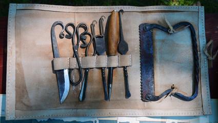 roman medical kit