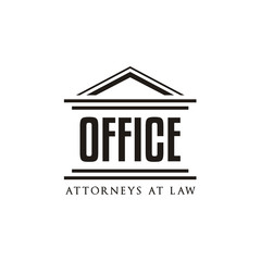 Office Government Building logo design