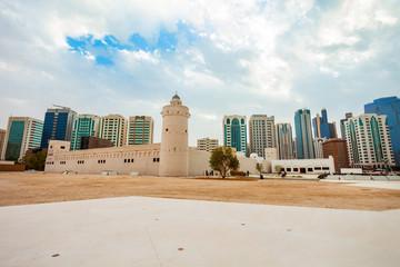 Canvas Prints Abu Dhabi Qasr Al-Hosn fort, Abu Dhabi