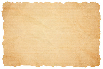 Brown paper texture. Paper background Wall mural
