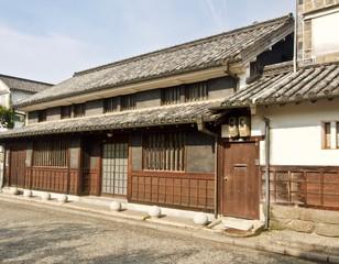 A Japanese House in Kurashiki