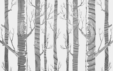 Fotobehang 3d absract wallpaper design