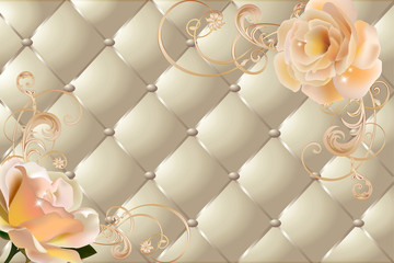 3d absract wallpaper design