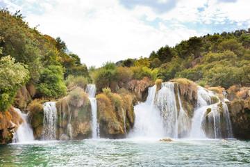 Krka, Sibenik, Croatia - Nature at its best within Krka National Park