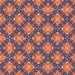 Detailed tiled Seamless Pattern