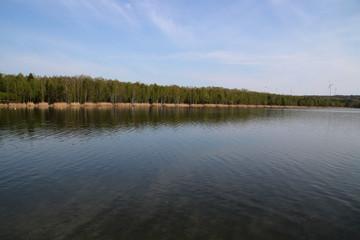 Idylle an einem See