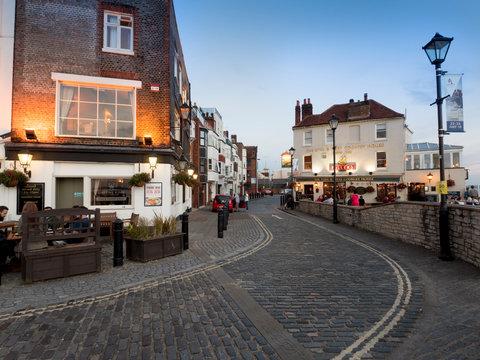 UK, england, Hampshire, Portsmouth pub