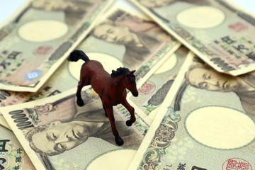 競馬、ギャンブルのイメージ