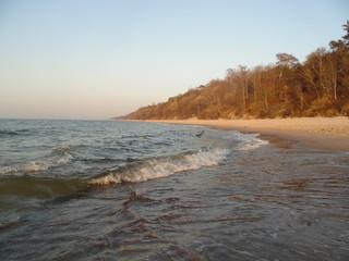 Pobierowo, plaża, Poberow, Pomorze, Polnische Ostküste, baden, Pomerania, Poland, Polen, Polska,...