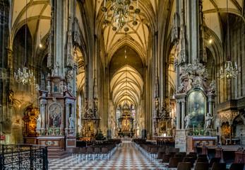 Das Wiener Wahrzeichen – Der Stephansdom, Österreich