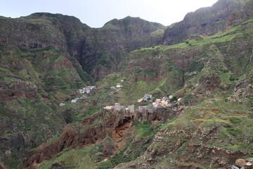 Das Dorf in den Bergen, Fontainhas, Kap Verden