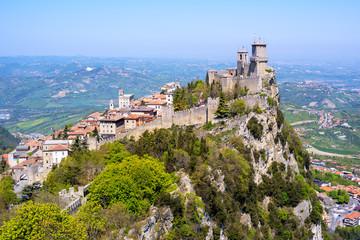 San Marino Old town, Republic of San Marino Wall mural
