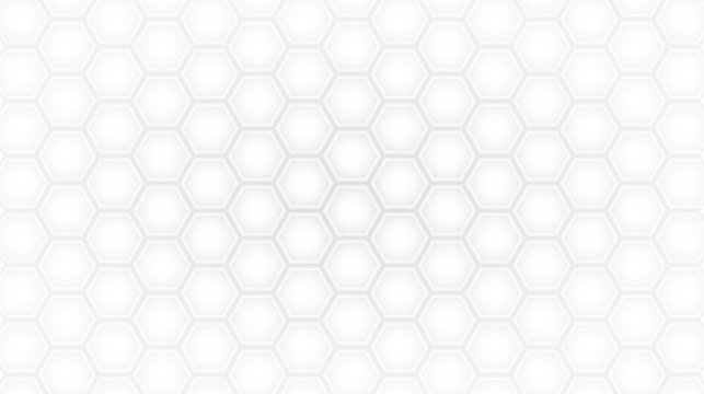 white background with honeycomb textured