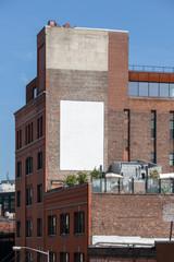 advertising wall New York City