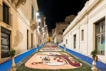 The Flower Festival of Noto in Sicily Fotomurales