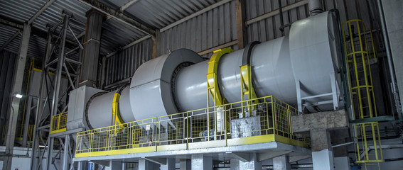 Industrial dryer sugar line production factory