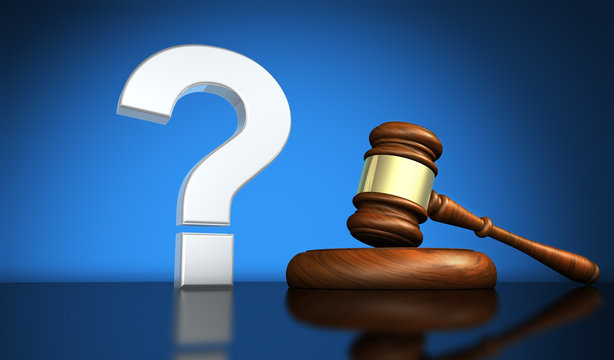 Law And Legal Questions