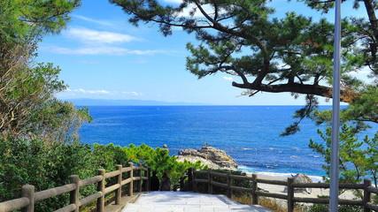 高知冬の桂浜5