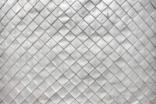 Irregular scales armour background texture