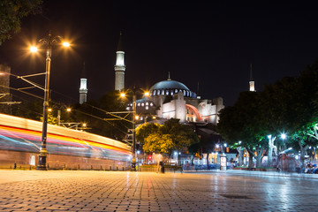 Fotomurales - The Blue Mosque (Sultanahmet) - Istanbul, Turkey