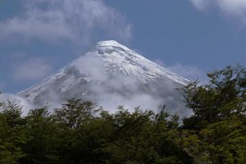 Osorno Volcano, Los Largos, Chile