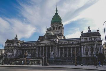 Türaufkleber Buenos Aires Les rues de Buenos Aires