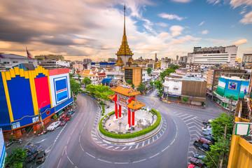 Fotomurales - Bangkok, Thailand Chinatown