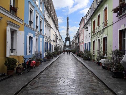 Paris - Ses Couleurs