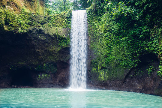 Tibumana waterfall at Bali, Indonesia